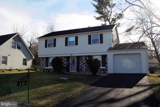 10 Budhollow Lane, WILLINGBORO, NJ 08046 (#NJBL364480) :: Viva the Life Properties