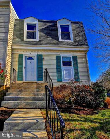 24 Mooring Point Court, ANNAPOLIS, MD 21403 (#MDAA422672) :: The Sky Group
