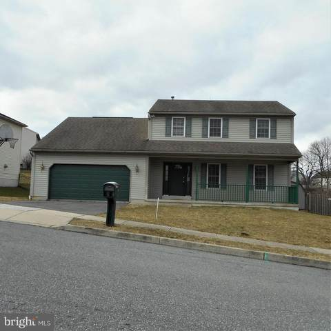 396 Sioux Court, READING, PA 19608 (#PABK352892) :: LoCoMusings
