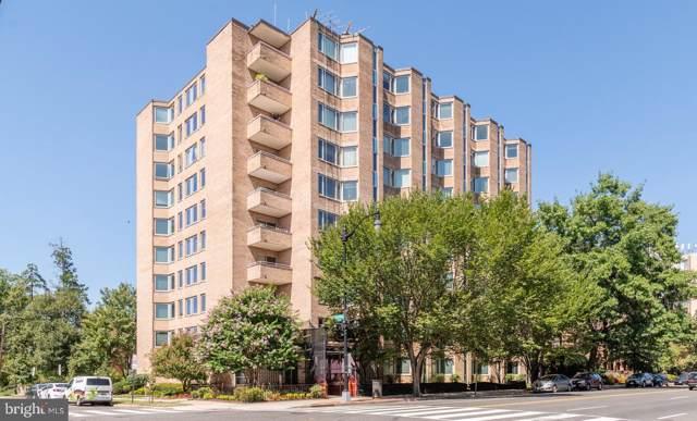 2800 Wisconsin Avenue NW #703, WASHINGTON, DC 20007 (#DCDC454980) :: Tom & Cindy and Associates
