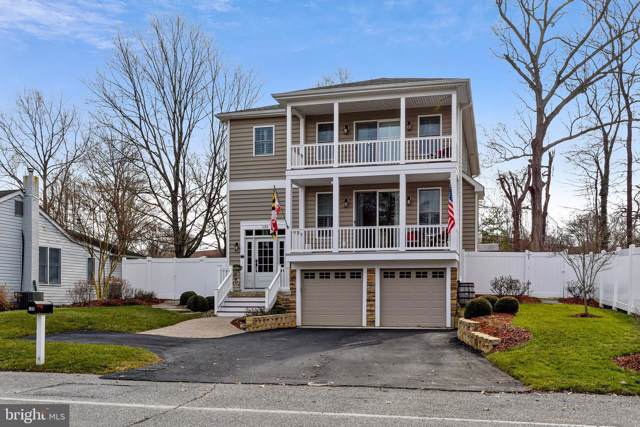 135 Arundel Beach Road, SEVERNA PARK, MD 21146 (#MDAA422738) :: The Riffle Group of Keller Williams Select Realtors
