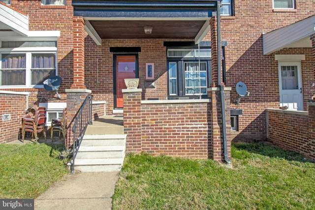 4344 Sheldon Avenue, BALTIMORE, MD 21206 (#MDBA497044) :: The Maryland Group of Long & Foster