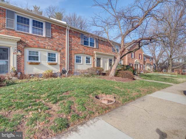 5830 Rexford Drive #728, SPRINGFIELD, VA 22152 (#VAFX1106352) :: Tom & Cindy and Associates