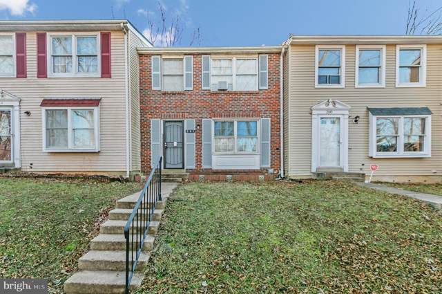262 Possum Court, CAPITOL HEIGHTS, MD 20743 (#MDPG556186) :: The Vashist Group
