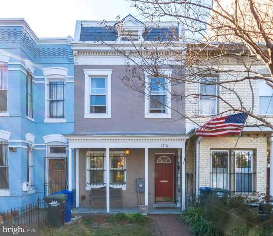 1716 New Jersey Avenue NW, WASHINGTON, DC 20001 (#DCDC455134) :: Viva the Life Properties