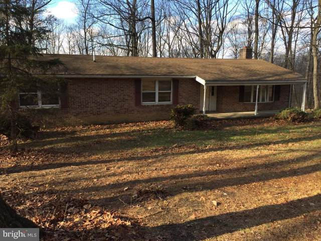 14197 Blue Mountain Road, WAYNESBORO, PA 17268 (#PAFL170622) :: The Joy Daniels Real Estate Group