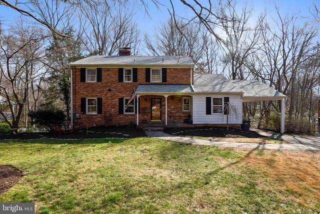 1619 Courtland Road, ALEXANDRIA, VA 22306 (#VAFX1106500) :: AJ Team Realty