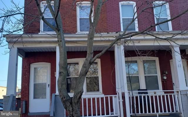 63 Hobart Avenue, TRENTON, NJ 08629 (#NJME290398) :: REMAX Horizons
