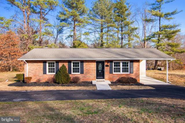 7406 Shirley Boulevard, PORT TOBACCO, MD 20677 (#MDCH210228) :: Network Realty Group