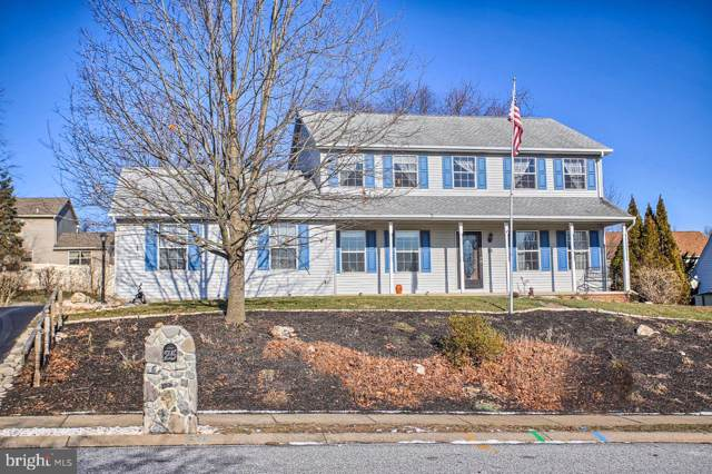 25 Chapelwood Drive, YORK, PA 17402 (#PAYK131632) :: ExecuHome Realty