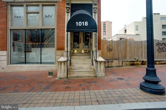 1018 N Charles Street R-6, BALTIMORE, MD 21201 (#MDBA497356) :: The Vashist Group