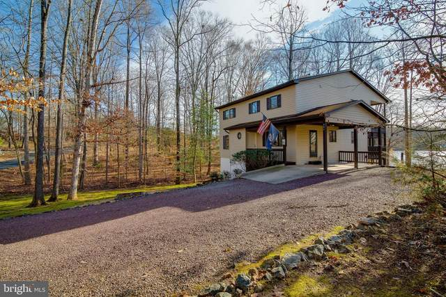 407 Land Or Drive, RUTHER GLEN, VA 22546 (#VACV121466) :: Network Realty Group