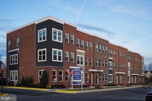 Sallyport Street, LORTON, VA 22079 (#VAFX1106774) :: The Vashist Group