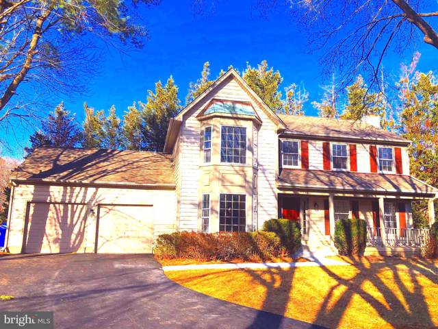 8609 Lime Kiln Court, GAITHERSBURG, MD 20886 (#MDMC692714) :: The Maryland Group of Long & Foster