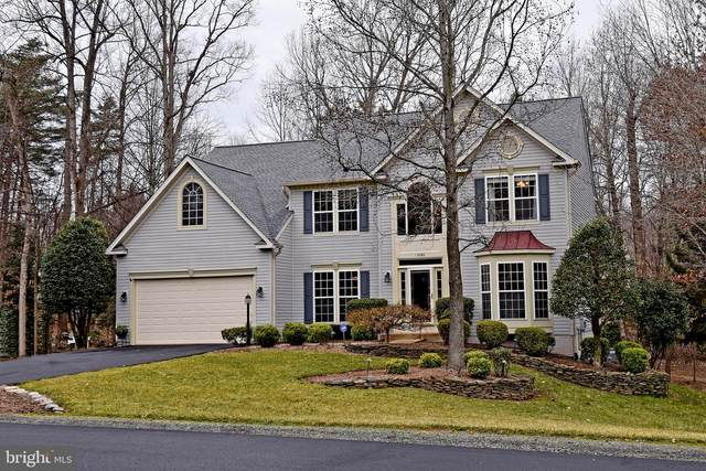 13086 Crestbrook Drive, MANASSAS, VA 20112 (#VAPW485820) :: The Gold Standard Group