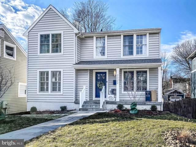 2022 N Taylor Street, ARLINGTON, VA 22207 (#VAAR158368) :: Blackwell Real Estate