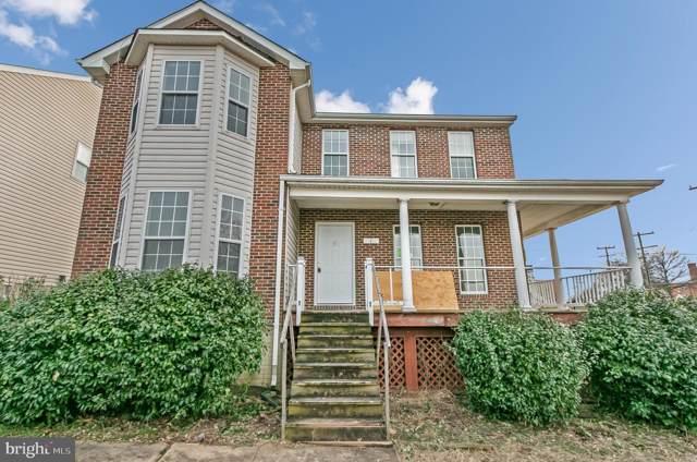 1 Ridge Road SE, WASHINGTON, DC 20019 (#DCDC455494) :: Viva the Life Properties