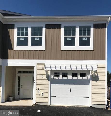 9801 Mooring View Lane #45, OCEAN CITY, MD 21842 (#MDWO111478) :: Atlantic Shores Sotheby's International Realty