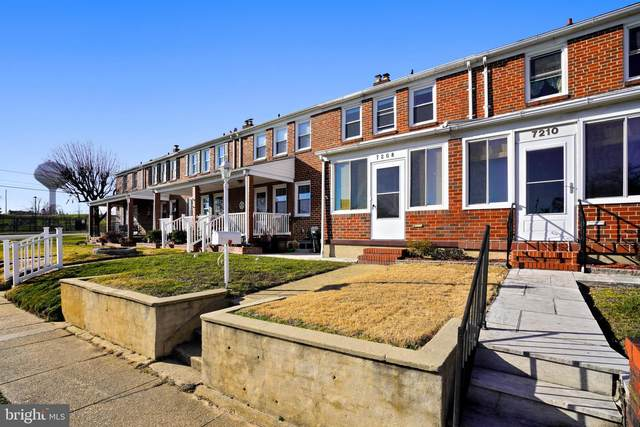7208 Bridgewood Drive, BALTIMORE, MD 21224 (#MDBC482864) :: Pearson Smith Realty