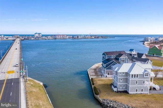 12973 Inlet Isle Lane, OCEAN CITY, MD 21842 (#MDWO111488) :: CoastLine Realty