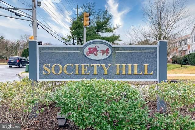 612 Society Hill #612, CHERRY HILL, NJ 08003 (#NJCD385058) :: John Smith Real Estate Group