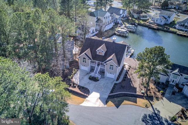 3 Liberty Bell Court, OCEAN PINES, MD 21811 (#MDWO111490) :: Keller Williams Flagship of Maryland