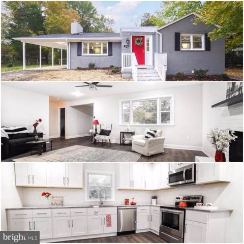 5281 Red Hill Drive, INDIAN HEAD, MD 20640 (#MDCH210314) :: Network Realty Group