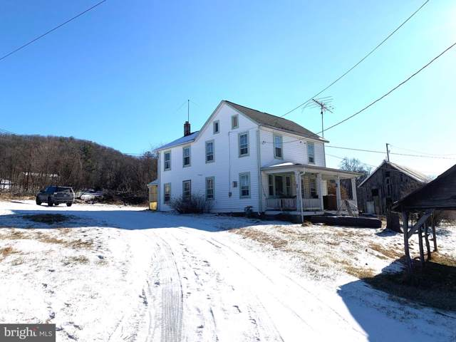 1645 Old Route 30, CASHTOWN, PA 17310 (#PAAD110148) :: Younger Realty Group