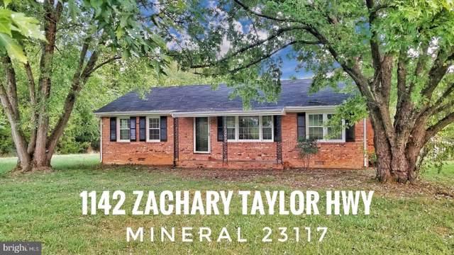 1142 Zachary Taylor Highway, MINERAL, VA 23117 (#VALA120456) :: Gail Nyman Group