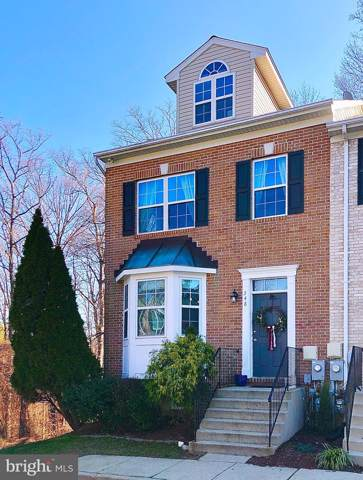 548 Francis Nicholson Way #25, ANNAPOLIS, MD 21401 (#MDAA423402) :: The Riffle Group of Keller Williams Select Realtors