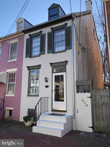 220 E 3RD Street, FREDERICK, MD 21701 (#MDFR258850) :: Homes to Heart Group
