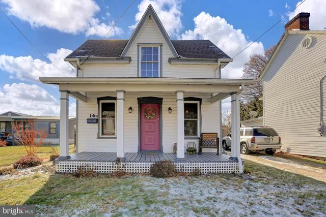 16 W Main, FAYETTEVILLE, PA 17222 (#PAFL170758) :: The Joy Daniels Real Estate Group