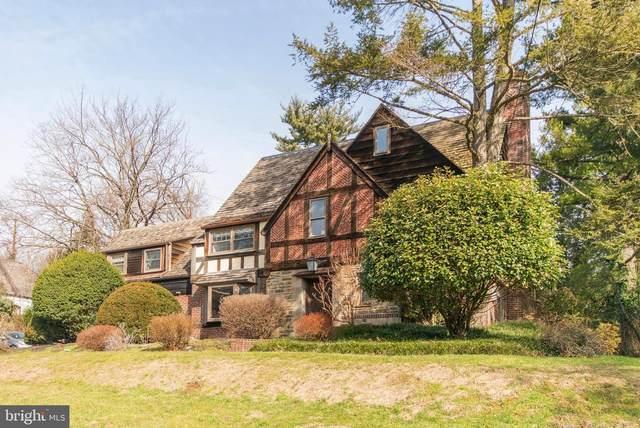 1731 Ashbourne Road, ELKINS PARK, PA 19027 (#PAMC636492) :: Bob Lucido Team of Keller Williams Integrity