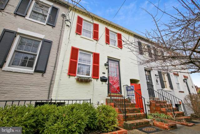 605 S Saint Asaph Street, ALEXANDRIA, VA 22314 (#VAAX242942) :: SURE Sales Group