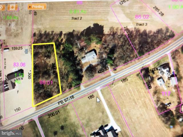 Lot 1 Woodpecker Road, SEAFORD, DE 19973 (#DESU154652) :: The Allison Stine Team