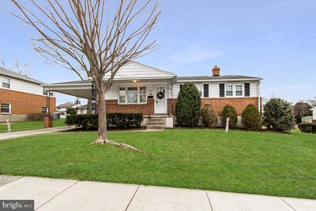 2109 Reuter Road, LUTHERVILLE TIMONIUM, MD 21093 (#MDBC483386) :: The Dailey Group