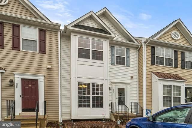 331 Snyder Lane, CULPEPER, VA 22701 (#VACU140500) :: Bruce & Tanya and Associates