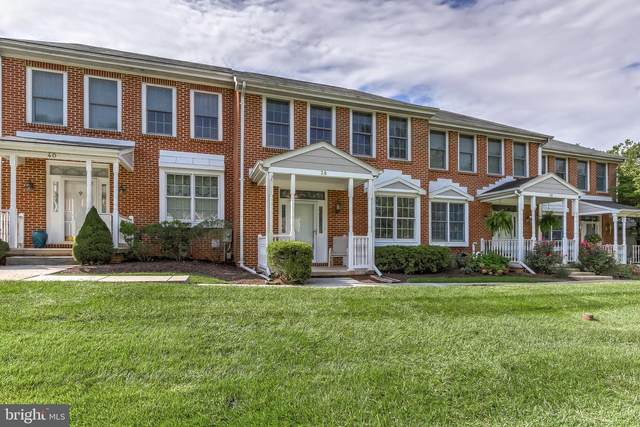 38 Iron Mill Garth, HUNT VALLEY, MD 21030 (#MDBC483404) :: Advon Group