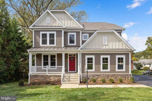 3414 Burrows Avenue, FAIRFAX, VA 22030 (#VAFC119332) :: Bob Lucido Team of Keller Williams Integrity