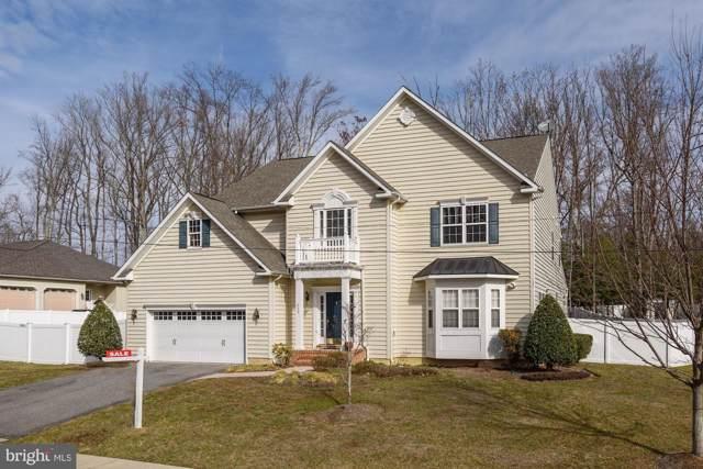 812 Birch Run Terrace, SEVERNA PARK, MD 21146 (#MDAA423756) :: John Smith Real Estate Group