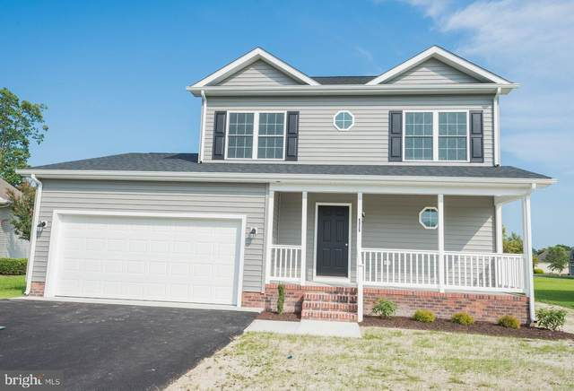 814 Upland Drive, SALISBURY, MD 21801 (#MDWC106760) :: RE/MAX Coast and Country