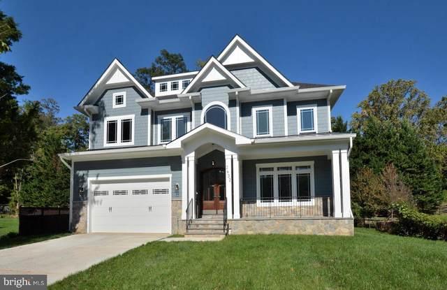 2632 Laura Drive, FALLS CHURCH, VA 22046 (#VAFX1108056) :: Blackwell Real Estate