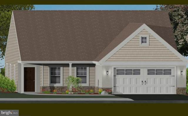 9 Thistle Ct Lot #21, MYERSTOWN, PA 17067 (#PABK353410) :: Iron Valley Real Estate