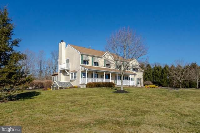 10 Harvest Hill Drive, STOCKTON, NJ 08559 (#NJHT105900) :: Scott Kompa Group