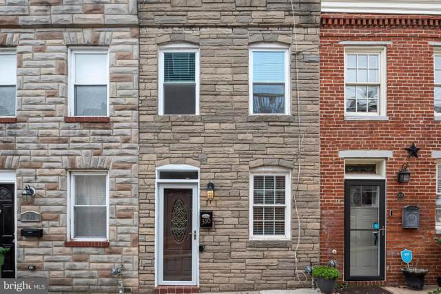 310 S Duncan Street, BALTIMORE, MD 21231 (#MDBA498332) :: The Licata Group/Keller Williams Realty