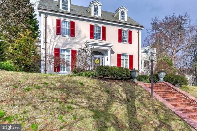 500 Overhill Road, BALTIMORE, MD 21210 (#MDBA498344) :: The Licata Group/Keller Williams Realty
