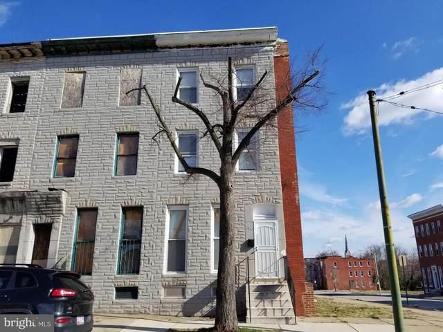 1401 Myrtle Avenue, BALTIMORE, MD 21217 (#MDBA498416) :: Bic DeCaro & Associates