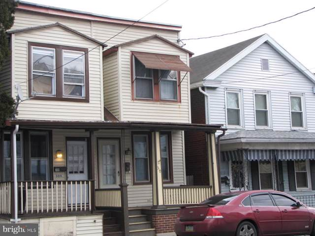 310 S 10TH Street, LEBANON, PA 17042 (#PALN112214) :: The Joy Daniels Real Estate Group
