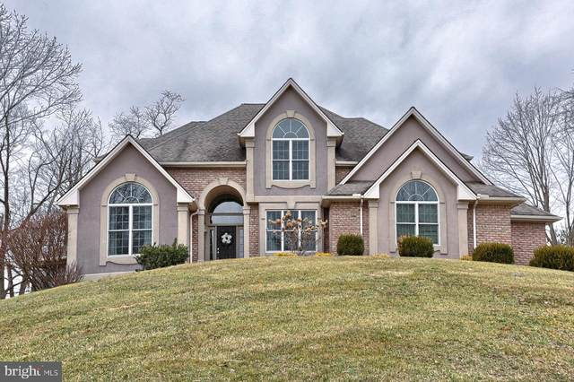 133 Foxfire Lane, LEWISBERRY, PA 17339 (#PAYK132242) :: TeamPete Realty Services, Inc