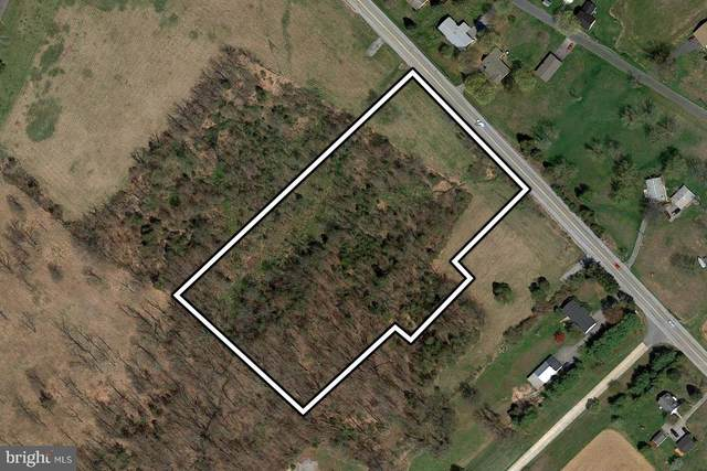 Lot 5 Carlisle Road, DOVER, PA 17315 (#PAYK132312) :: Scott Kompa Group